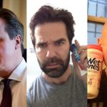 British prime minister's super serious 'on-the-phone-to-Obama' selfie tweet, parodied by celebrities